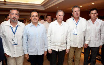 ((FOTOS)) Tenemos el liderazgo para atraer nuevas inversiones y disminuir la desigualdad en Quintana Roo: Carlos Joaquín