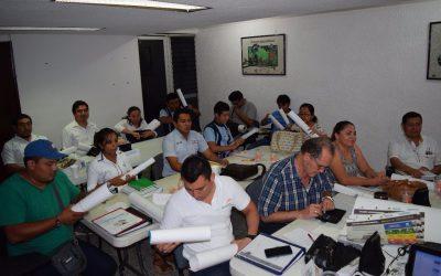 """Brindan la COEPROC curso de """"Normatividad y Estructura del Programa de Interno de Protección Civil"""""""