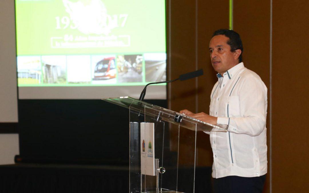 ((FOTOS)) Trabajemos todos juntos para vencer los desafíos en beneficio de la gente: Carlos Joaquín