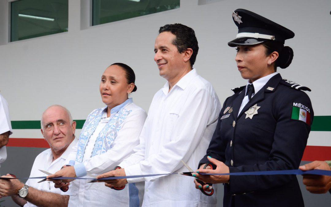 ((FOTOS)) Con orden y seguridad avanzamos en Quintana Roo: Carlos Joaquín