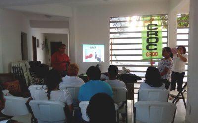 DIF Quintana Roo informa a padres de familia sobre temas del embarazo en adolescentes