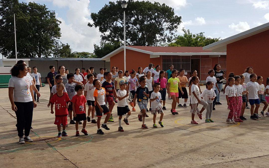 DIF fomenta espacios recreativos, deportivos y culturales en la infancia