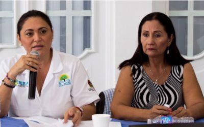 Acude Candy Raygoza a primera asamblea ordinaria del SNTEA sección 22 Quintana Roo