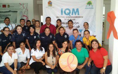 Día Naranja para concientizar a la población y erradicar la violencia de género: IQM