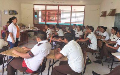 Fomentar una cultura de paz justa para las mujeres y hombres de Quintana Roo: IQM