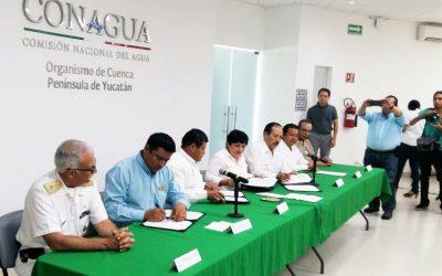 Estados de la Península coordinan colaboración en caso de contingencia: Adrián Martínez