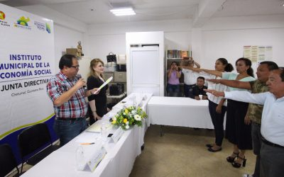 Atestigua SEDE instalación de Comité Directivo del IMES Othón P. Blanco