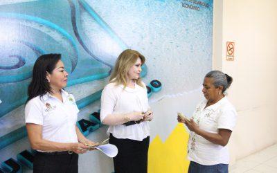Cumple Carlos Joaquín con hechos a mujeres empresarias de Quintana Roo