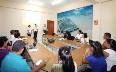 SEDE y SAT actualizan en materia fiscal a empresarios restauranteros de Calderitas