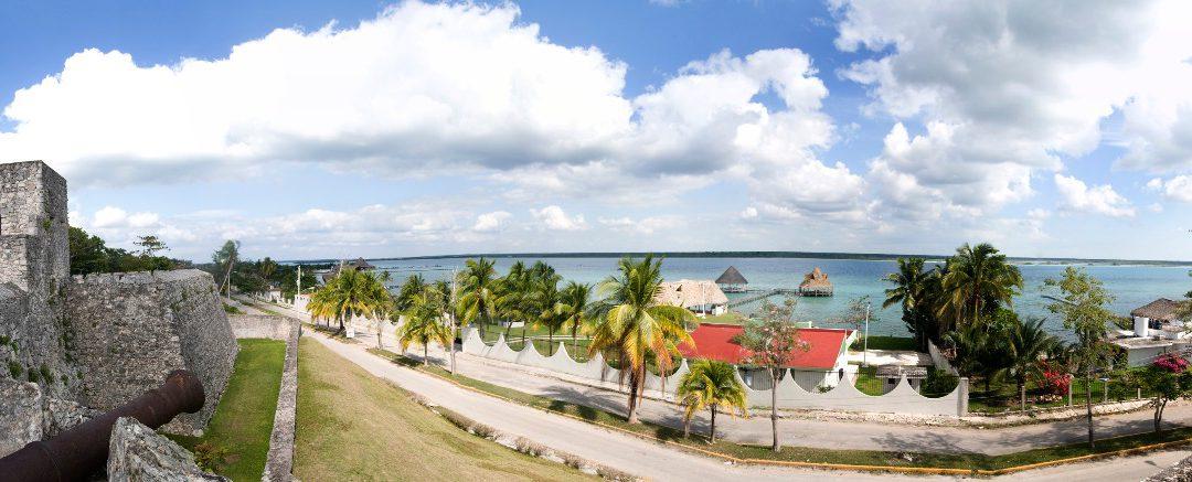 Invierten más de 20 MDP en infraestructura turística para Bacalar: Sedetur