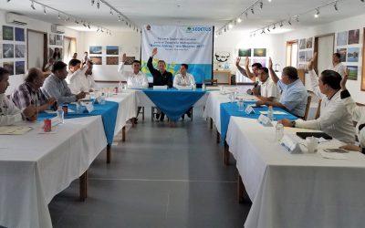 Sedetus encabeza Tercera Sesión del Consejo del Fondo Metropolitano entre Benito Juárez e Isla Mujeres