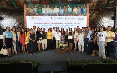Celebran el Día Mundial de la Población con panel de expertos de la CONAPO e INEGI