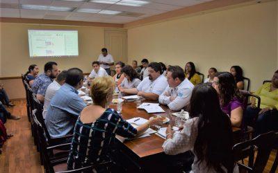 El Grupo Estatal para la Prevención del Embarazo en Adolescentes realizó su 2a Sesión Ordinaria