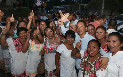 Se trabaja en mejores vialidades para que la gente viva mejor: Carlos Joaquín