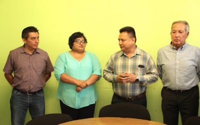 Asume nueva directora del plantel Chetumal Uno vía concurso de oposición