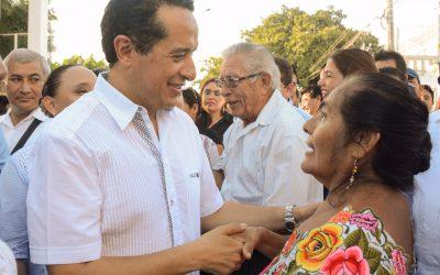 El uso honesto y transparente de los recursos permiten disminuir la desigualdad: Carlos Joaquín