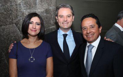 ((FOTOS)) Más recursos públicos y más coordinación para disminuir la desigualdad social: Carlos Joaquín