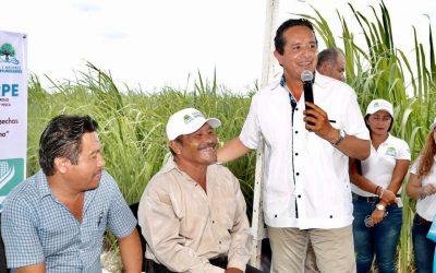 Habrá más apoyo a productores agrícolas para disminuir la desigualdad: Carlos Joaquín