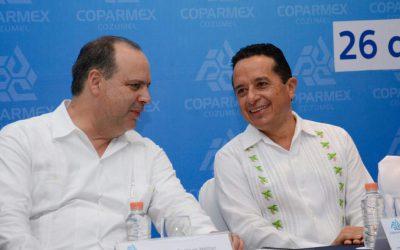 Con trabajo a fondo, disminuimos la desigualdad e impulsamos el desarrollo económico del estado: Carlos Joaquín