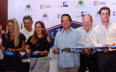 ((FOTOS)) El turismo es la mejor alternativa para generar más empleos para la gente: Carlos Joaquín