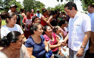 Carlos Joaquín instruye acciones inmediatas de apoyo y solidaridad con afectados por los sismos