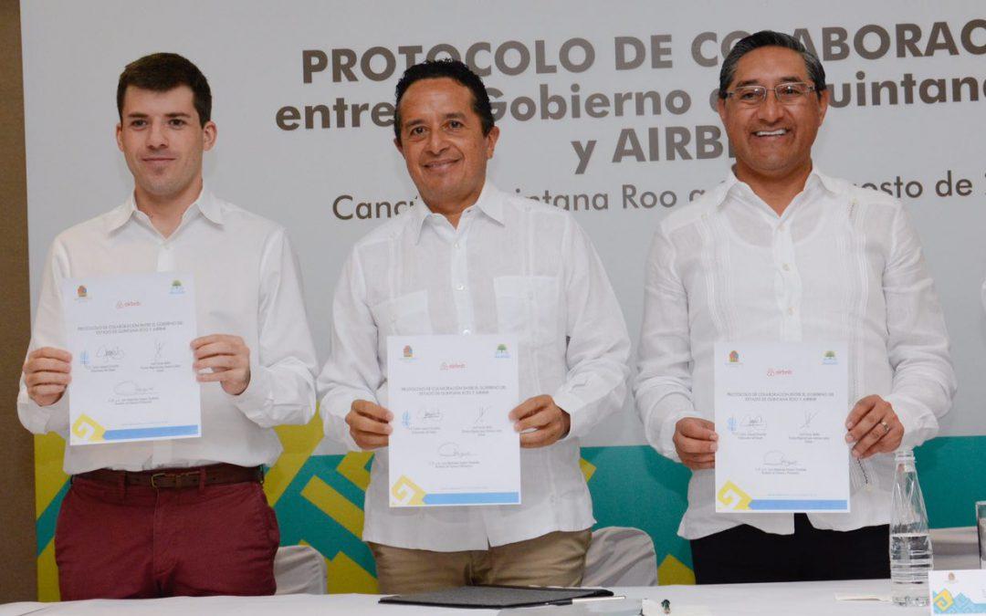 Quintana Roo se beneficia con los servicios de Airbnb