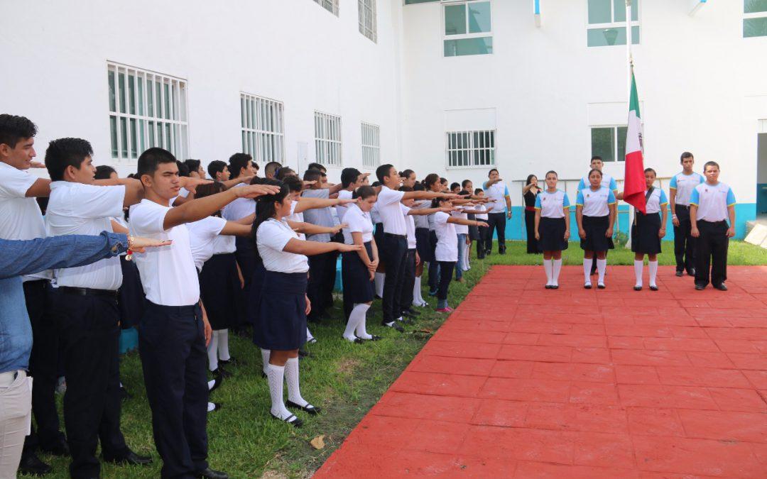 Inician sus actividades del ciclo escolar 2017-2018 atletas del CEDAR