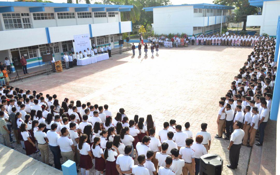 FPMC aporta recursos al sector educativo