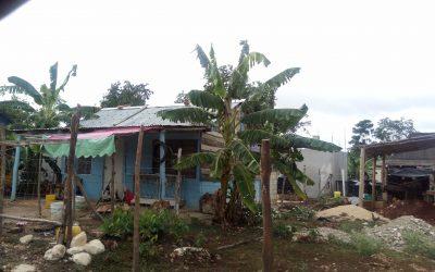 """SEDETUS mantiene brigada de atención a familias afectadas por la tormenta tropical """"Franklin"""""""