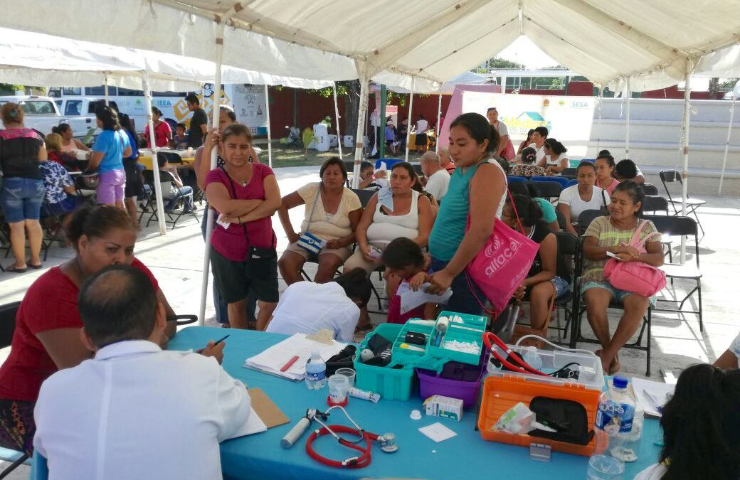 La Caravana Juntos por Más y Mejores Oportunidades acerca y facilita a la gente el acceso a servicios que contribuyen a elevar su calidad de vida