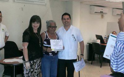Con capacitación y oportunidades, en Quintana Roo hay cambio