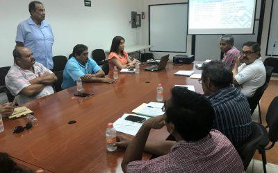 Reunión de coordinación de los tres órdenes de gobierno para operar el Seguro Agrícola Catastrófico