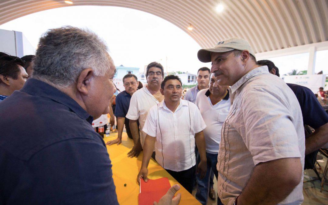 La Sintra participa en las caravanas que impulsa la Sedeso en Cancún