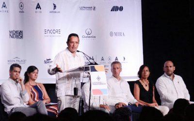 Mi compromiso es un gobierno abierto y transparente, con más y mejores servicios públicos, seguridad y tranquilidad para las personas: Carlos Joaquín