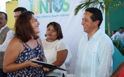 Acciones para proteger a la gente, disminuir la desigualdad e impulsar el desarrollo social