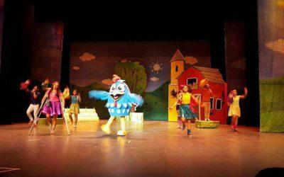 Se pospone presentación de obra infantil La Gallina Pintadita