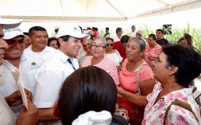 Caminos modernizados en el sur del estado con una inversión de más de 125 MDP: Carlos Joaquín