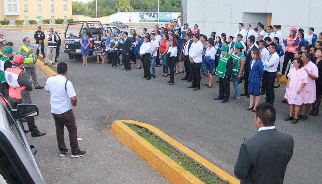 Intensas actividades realiza la Coeproc por conmemoración del sismo de 1985