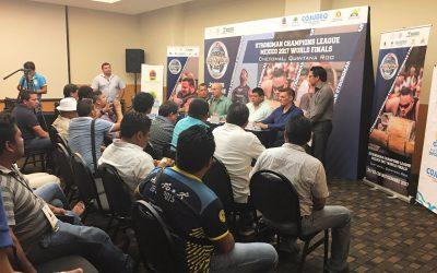 Quintana Roo sede de las finales del Strongman Champions League México 2017