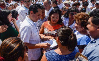 Estamos ordenando Holbox: Carlos Joaquín