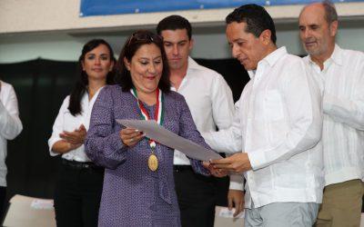 ((FOTOS)) En Quintana Roo, estamos orgullosos de nuestras tradiciones y costumbres: Carlos Joaquín