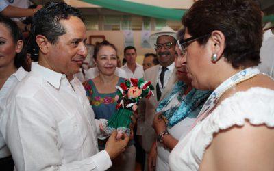 En Quintana Roo, estamos orgullosos de nuestras tradiciones y costumbres: Carlos Joaquín