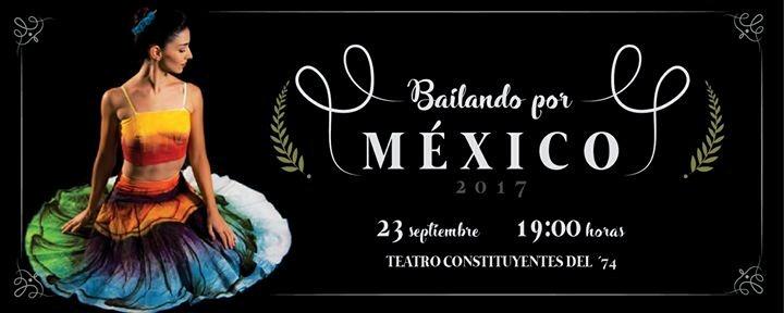 """La """"Compañía de Danza Clásica de Quintana Roo"""" presentará el espectáculo """"Bailando por México"""""""