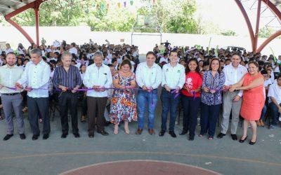 IQJ inaugura Feria de Juventud