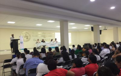 Empresarias y empresarios de la industria hotelera y restaurantera participan en el Foro para la promoción de NMX en Igualdad Laboral y no Discriminación: IQM