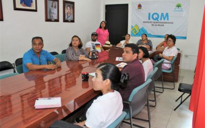 """IQM imparte curso """"Las Marcas y su Activo Intangible en las Empresas"""" en beneficios de las y los empresarios"""