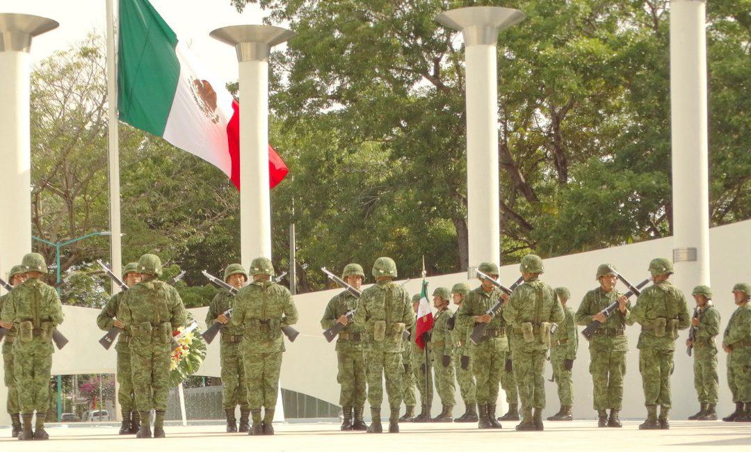 Se conmemoró el 170 aniversario de la Gesta Heroica de los Niños Héroes de Chapultepec