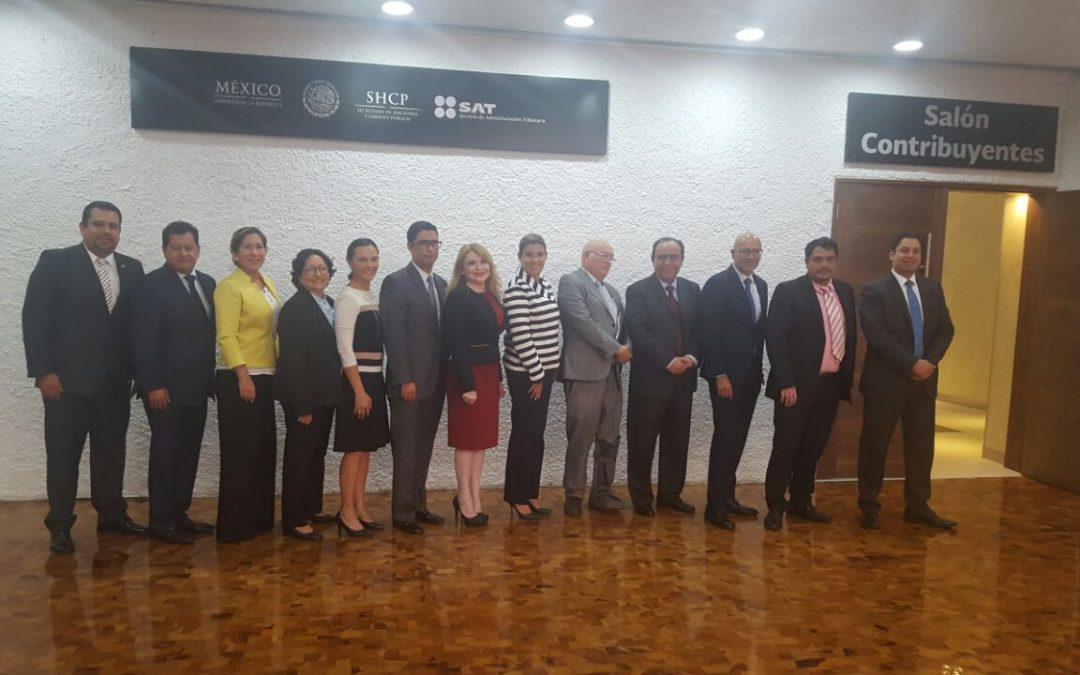 Titular de SEDE promueve en la Ciudad de México el Recinto Fiscalizado Estratégico del Parque Industrial de Quintana Roo