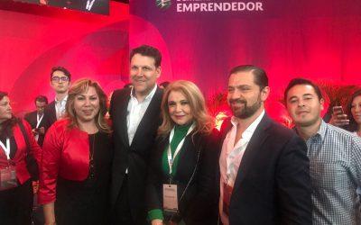 Quintana Roo, presente en la Inauguración de la Semana Nacional del Emprendedor 2017