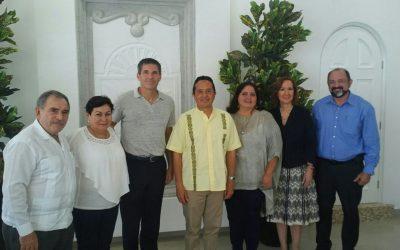 Continúa seguimiento para estrategia promocional de destinos del Caribe Mexicano